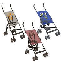 Коляска-трость детская прогулочная Bertoni FLASH (бертони, бэртони, флеш, флэш, детские коляски) [6 цветов]