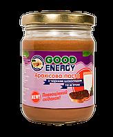 Арахисовая паста (арахисовое масло) с черным шоколадом и мятой