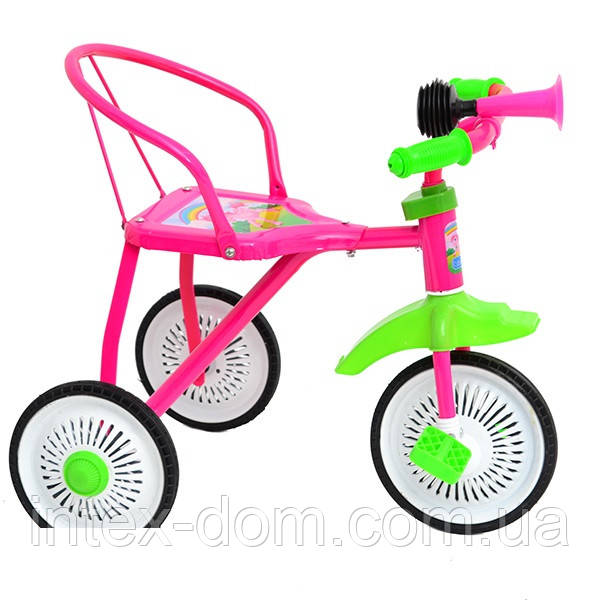 Трехколесный велосипед Profi Trike M 5335 Розовый