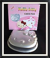 Форма для выпечки Hello Kitty ( метал), фото 1