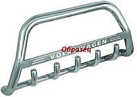 Защита переднего бампера (кенгурятник) Chrysler Voyager 1997-2002