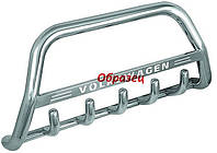 Защита переднего бампера (кенгурятник) Chrysler Voyager 2003
