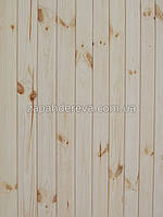 Вагонка деревянная сосна, ольха, липа Артемовск