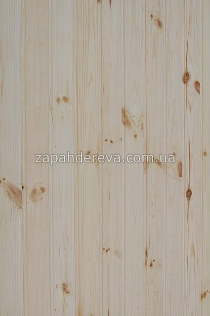 Вагонка деревянная сосна, ольха, липа Дебальцево