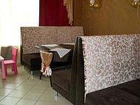 Диваны для ресторанов, кафе, баров, кофеен, пабов, фаст-фудов купить от производителя в Украине