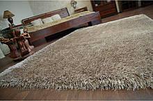 Килим шаггі оливкового кольору 300х400см, килими великих розмірів