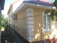Утепление фасадов а также все виды отделочных работ