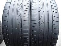 Шины б/у 245/40/18 Bridgestone
