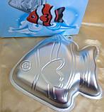 Форма для выпечки Рыбка (метал), фото 4