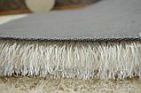 Ковер шагги ручной работы, индийские высоковорсовые ковры, фото 3