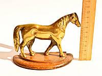 Коллекционная скульптура,Конь! Подставка для книг!