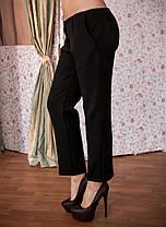 Жіночі молодіжні штани укорочені, фото 3