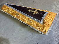 Гроб - драпировка атлас