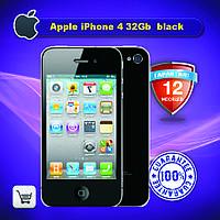 Оригинальный Apple iPhone 4 32Gb black