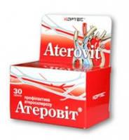 АТЕРОВИТ №30 при атеросклерозе