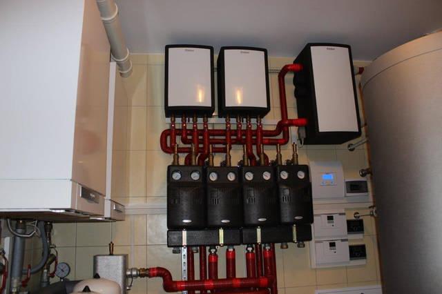 Реконструкція системи опалення
