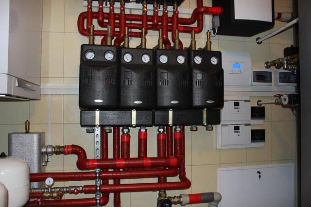 Реконструкція системи опалення 1