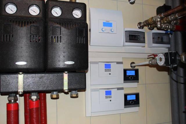 Реконструкція системи опалення 2