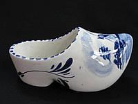Коллекционная туфелька,башмак! Голландия! Delft