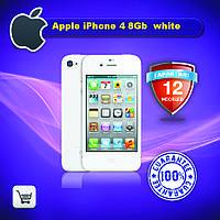 Оригинальный Apple iPhone 4 8gb white