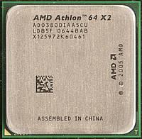Процессор AMD Athlon 64 X2 3800+ (сокет AM2)