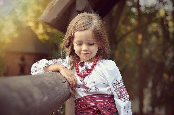Заготовки на блузу для девочек
