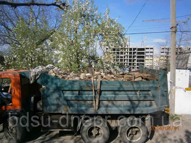 Демонтаж сооружений в Днепропетровске по низкой цене