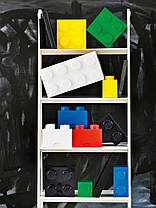 Четырехточечный желтый контейнер для хранения Lego 40031732, фото 2