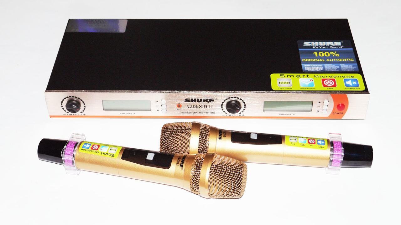 Радиосистема Shure DM UGX9II 2 микрофона (copy)