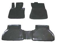 Коврики для салона авто BMW 5 седан 2003-2010 L.Locker БМВ