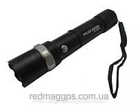 Тактический фонарь с USB разъемом POLICE BL-T8625