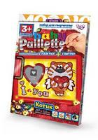 Набор Мозаика пайетки+глитер Baby Paillete 04 Danko Toys