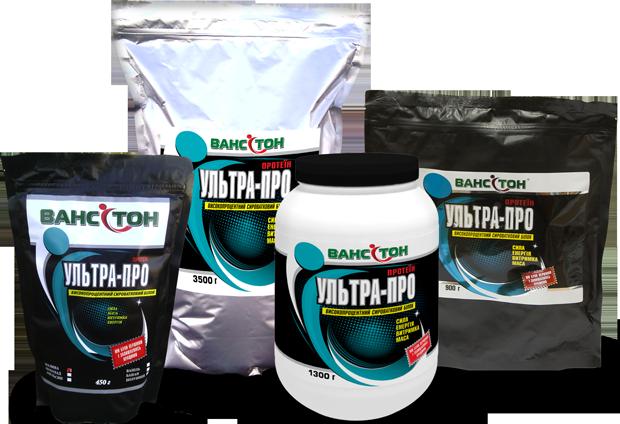 Протеин Ванситон Ультра Про (1,3 кг) Ванситон