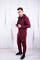 Мужской спортивный костюм Reebok UFC бордовый рибок юфс 63ef3c6fc15b3