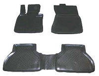 Коврики для салона авто BMW Х5 E53 1999-2006 L.Locker БМВ