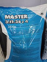 Водорозчинне добриво Master 3+11+38+4  25кг