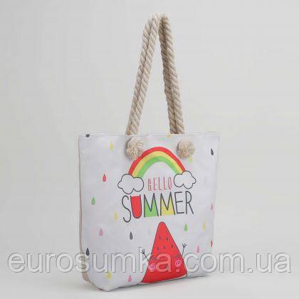 d345b84f09f8 Пляжные летние сумки с логотипом купить в Киеве оптом