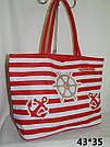 Пляжные сумки с логотипом. Летние сумки, фото 8