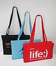 Пляжные сумки с логотипом. Летние сумки, фото 10