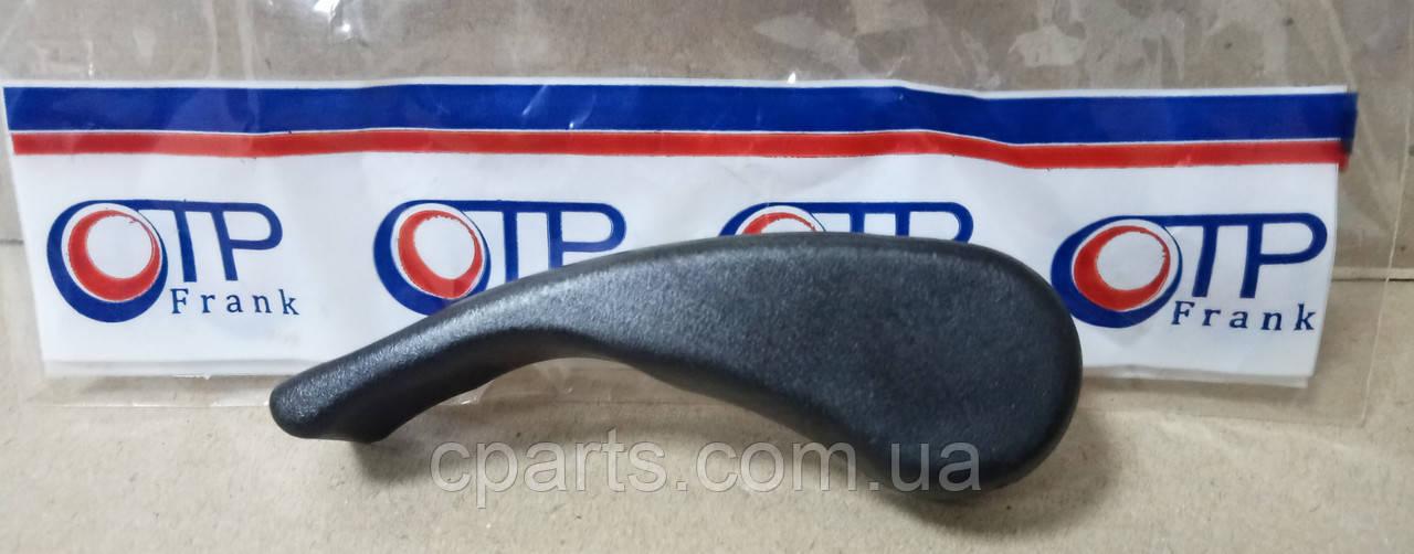 Ручка открывания капота Renault Logan (OTP 8200274233 OTP)(среднее качество)