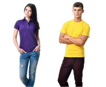 Чоловічі, жіночі поло, футболки