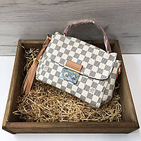 0ec0fda006d2 Сумка Louis Vuitton Pochette | клатч луи витон | лв LV квадрат Белый