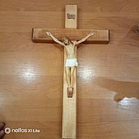 Хрест дерев'яний (45*26см)