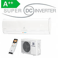 Кондиціонер Electrolux Fusion Super DC Inverter EACS/I-24HF/N3_18Y (кондиционер сплит-система Електролюкс)