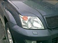 Реснички на фары Hyundai Accent(2005-2010), фото 1