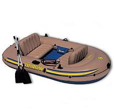 Надувная лодка Intex Excursion-3 Set 68319