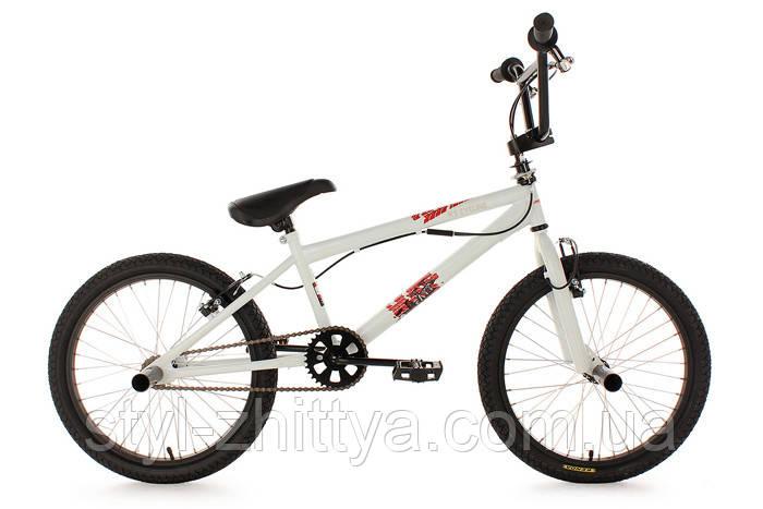 "Велосипед BMX Freestyle FATT 20"", 32T/16T, ротор 360°"