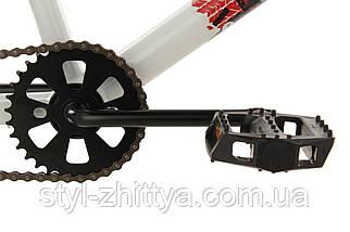 """Велосипед BMX Freestyle FATT 20"""", 32T/16T, ротор 360°, фото 3"""