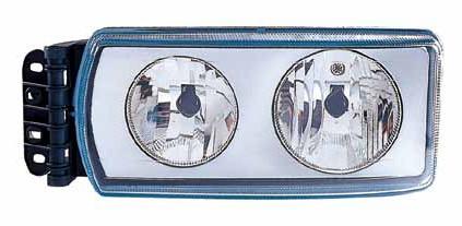 Фара главного света передняя IVECO OE 504020189 DEPO 663-1106R-LD-EM