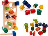 Розвиваючі дитячі ігри та іграшки